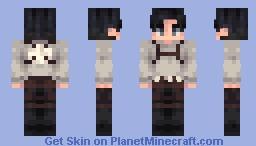 Deadly Shortcake Minecraft Skin