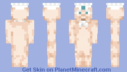Pillsbury Doughboy //entry Minecraft Skin