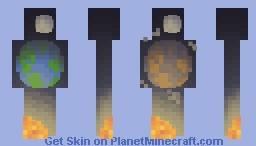 2019 - 2050 (scrapyard contest) Minecraft Skin