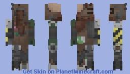 Clunk     [] Scrapyard Creations Contest [] Minecraft Skin