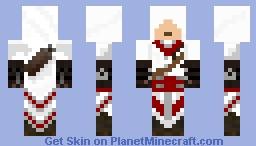 Altair Ibn La Ahad Assassin S Creed Minecraft Skin