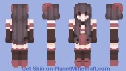 𝙳𝚞𝚜𝚔 𝚃𝚒𝚕𝚕 𝙳𝚊𝚠𝚗 Minecraft Skin
