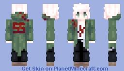 [Kari] hope bagel dude Minecraft Skin