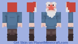 gnome Minecraft Skin