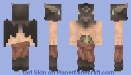 Baphomet Minecraft Skin