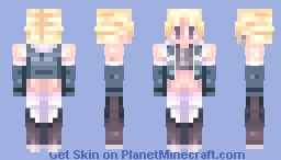 Sting Eucliffe || Fairy tail Minecraft Skin