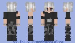 𝓯𝓲𝓻𝓮 𝓽𝓻𝓾𝓬𝓴 Minecraft Skin