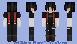 𝓶𝓪𝓭 𝓬𝓲𝓽𝔂 Minecraft Skin