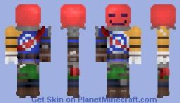 Airhead - Fortnite BR | BigMikeFTW Minecraft Skin