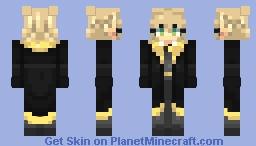 POTTER! - Hogwarts Skin Pack (16 Skins) Minecraft Skin