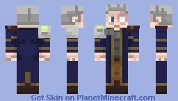Borderlands 2 - Hector Minecraft Skin