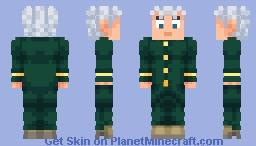 JoJo Part 4 - Koichi Hirose Minecraft Skin
