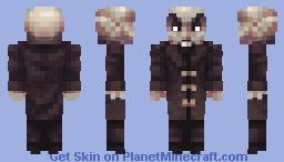 Count Orlok (Nosferatu) Minecraft Skin