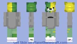 Osito de Goma Minecraft Skin