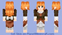 Pepper Puddifoot - Halfling (LOTC) Minecraft Skin
