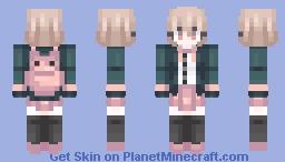 Danganronpa || Chiaki Nanami Minecraft Skin