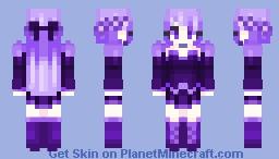 Lady Tsgumi (oc) Minecraft Skin