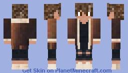 Hot Boy Minecraft Skin