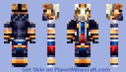 KH x Borderlands Minecraft Skin