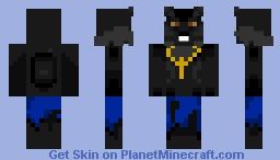 Black/Dark Gray Christian Werewolf