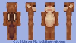 Chipmunk Minecraft Skin