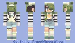 Botany Minecraft Skin