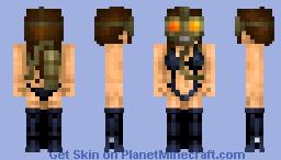 Diesel punk  :-(place 25)-: Minecraft Skin