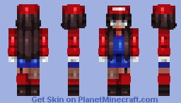 It's a me, Mario! Minecraft Skin