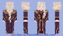 Boysenberry Robes Minecraft Skin