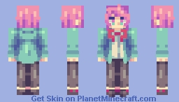 ramuda amemura Minecraft Skin