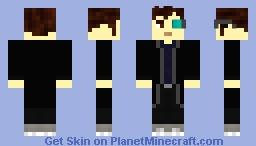 TheDarknessDr|Virtual Doctor 1 Minecraft Skin