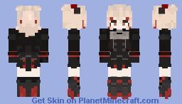 KMS Roon - Azur Lane Minecraft Skin