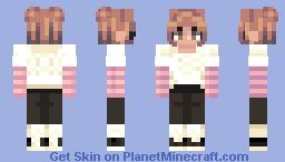⋆  🎀  𝒮💙𝒻𝓉  🎀  ⋆ Minecraft Skin