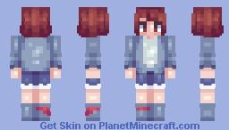 Far Out Fan Minecraft Skin