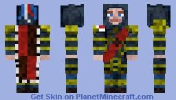 Emperor Karl Franz - Warhammer Minecraft Skin