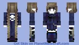 [Kari] The Little Witch || Contest Entry Minecraft Skin