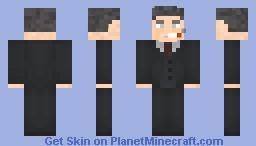 SCP-4999 Minecraft Skin