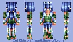 Osteopermum Minecraft Skin