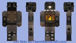 ༺ ᎢᎻᎬ ᏴᏞᎪᏟᏦᏚᎷᎥᎢᎻ ༻ Minecraft Skin