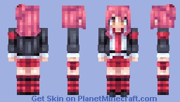 You are the hero of your own story Minecraft Skin