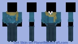 ↳ Hakama Minecraft Skin