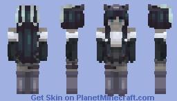 𝕾𝖙𝕷𝖊𝖊'𝖘 𝕮𝕰 - 𝕬𝖋𝖙𝖊𝖗𝖌𝖑𝖔𝖜 - ᴳʰᵒᵘˡᵉᵈ Minecraft Skin