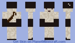 Wreck it Ralph Oreo Guard | Entry for: Food Skin Contest Minecraft Skin