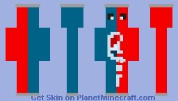 Twocan Man Minecraft Skin