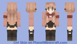 Yukari Takeba // Lovers // Persona 3 Minecraft Skin