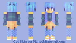 bishounen | hey pretty boy Minecraft Skin