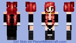 𝕴𝖗𝖊𝖓𝖊 𝕭𝖊𝖑𝖘𝖊𝖗𝖎𝖔𝖓  ☙𝓕𝓪𝓲𝓻𝔂 𝓣𝓪𝓲𝓵❧ Minecraft Skin