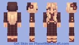 darling [ oc; jolie ] Minecraft Skin