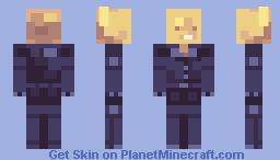 HYLICS - Wayne Minecraft Skin
