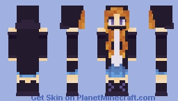 Am i a nice person? meh, maybe hehe Minecraft Skin